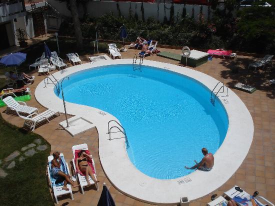Apartments Los Nardos: pool