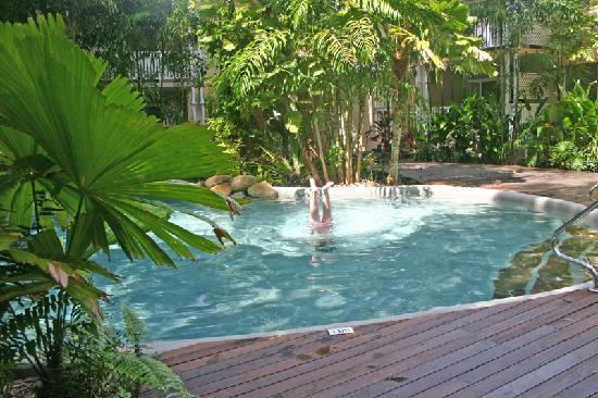 Palm Cove Tropic Apartments: Pool Area 1