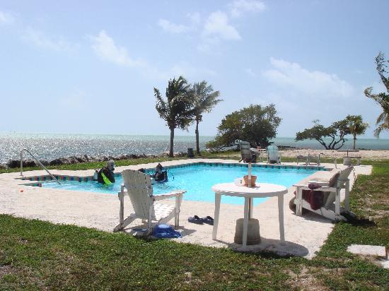 Seascape Motel and Marina: Pool at Seascape Motel&Marina