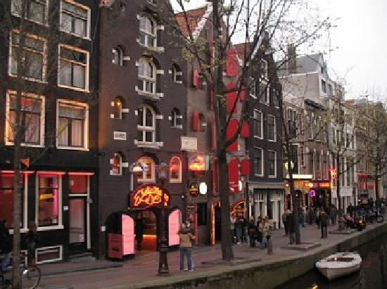Red Light District - Picture of The Netherlands, Europe - TripAdvisor