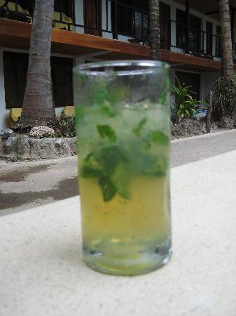 La Marejada Hotel: The famous Mojito