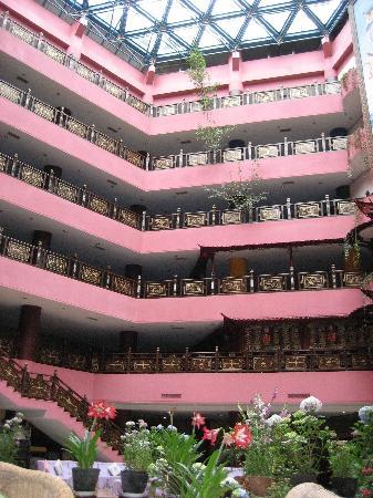 Asian Star Hotel (Ya Xin): Lobby