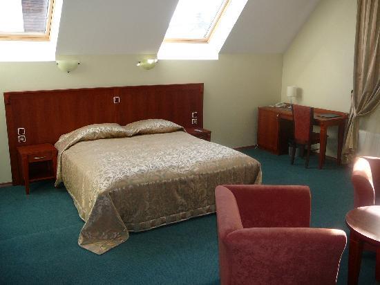 Room of hotel Grejaus namas  in kedainiai