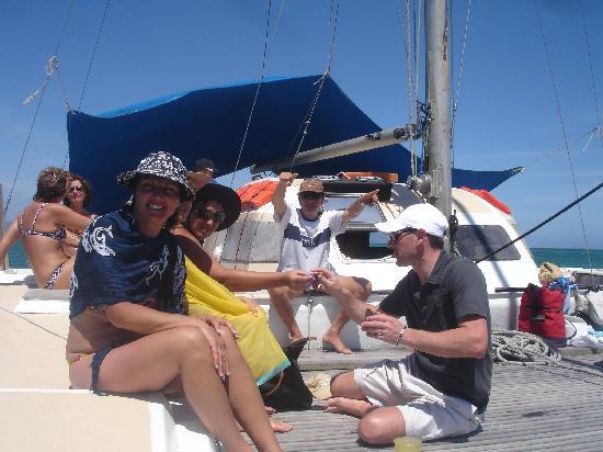 Casa el Pozo: boat Casa Pozo