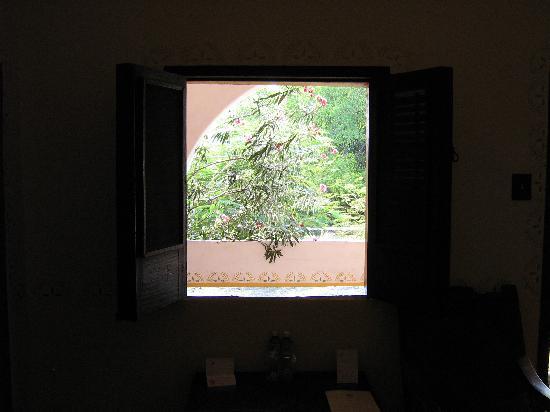 Hacienda Vista Hermosa: The window in my room