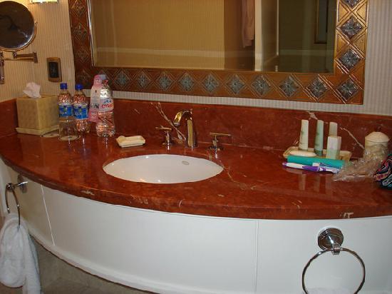JW Marriott Hotel Lima: Bathroom