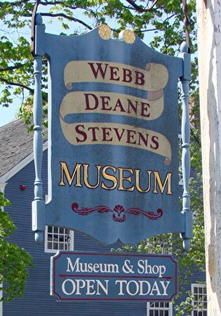 Webb Deane Stevens Museum