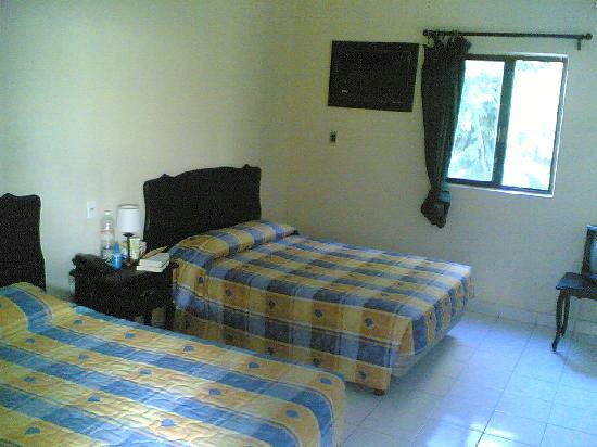 Hotel Aragon: la camera
