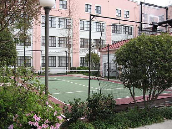Basketball Court Picture Of Sonesta Es Suites New Orleans Convention Center New Orleans Tripadvisor