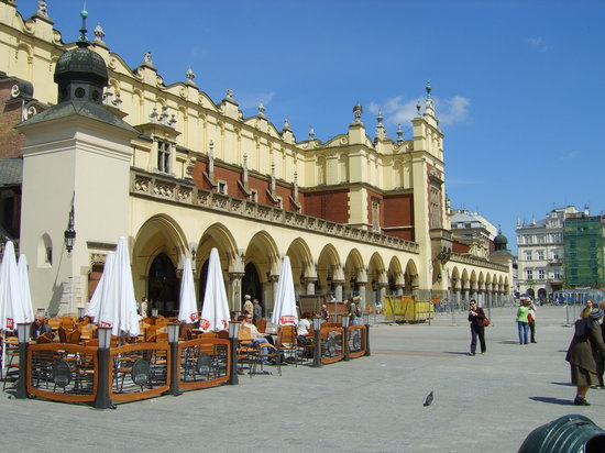 Sukiennice (Cloth Hall)