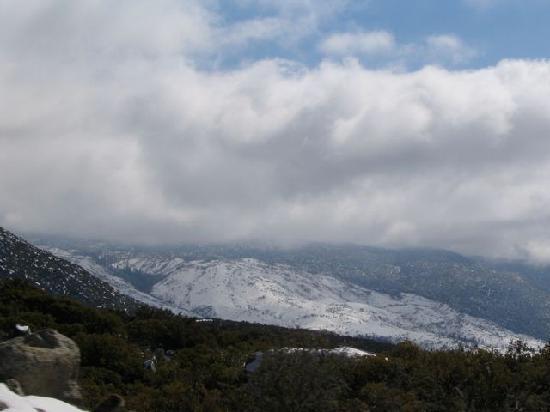 Valle de San Quintín, México: Observatorio