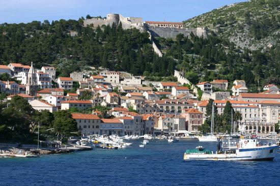 Хвар, Хорватия: Hvar harbor