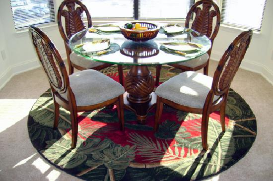 Paradise Valley Resort: Condo Suite Dining Room
