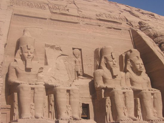 Αμπού Σίμπελ, Αίγυπτος: Abu Simbel