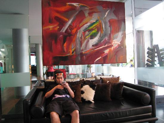 BYD Lofts Boutique Hotel & Serviced Apartments: Lobby