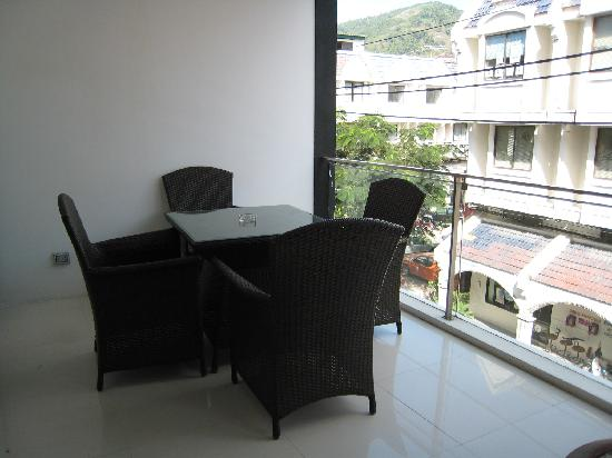 BYD Lofts Boutique Hotel & Serviced Apartments: Terrace