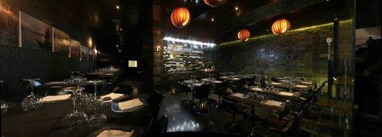 Caupona: vista del ristorante