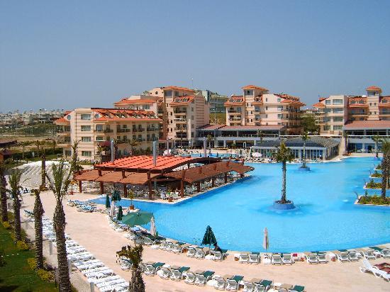Dionysos Hotel Sports & Spa: Poolanlage