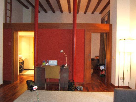 Mercer House Boria BCN : junior suite