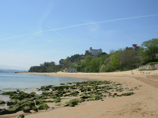 Santander, Spain: Playa Bikini