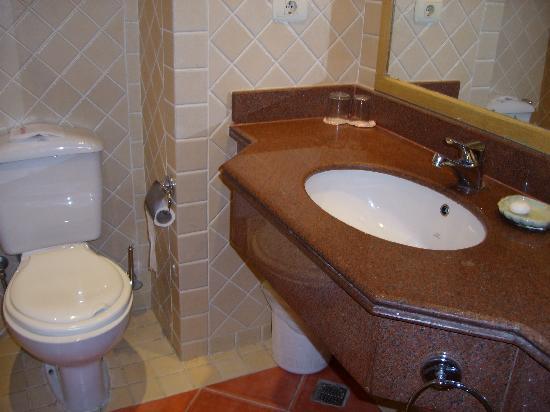 Aurora Sharm Resort: Bad un WC