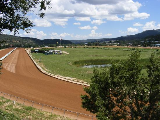 Ruidoso Downs: Race track