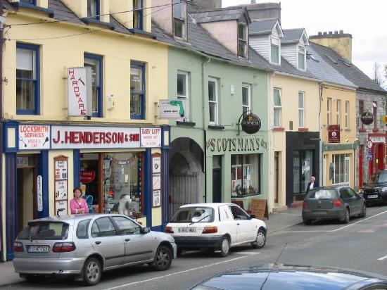 Ντόνεγκαλ, Ιρλανδία: Donegal Town