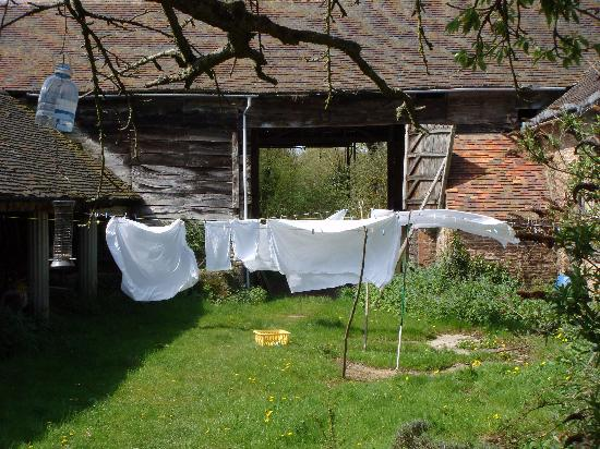 Old Country House: Washing Day