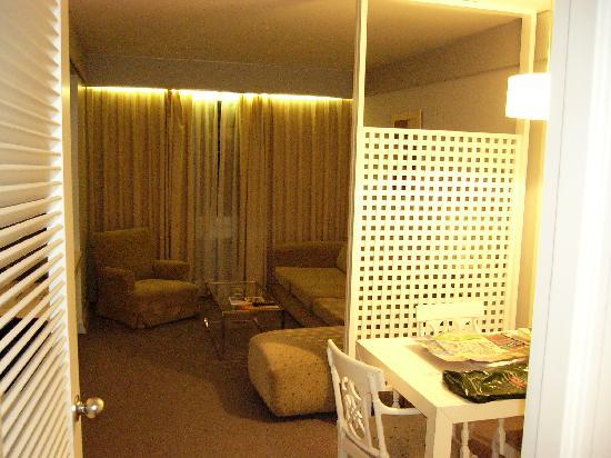 Sercotel Apartamentos Eurobuilding 2: Room Interior