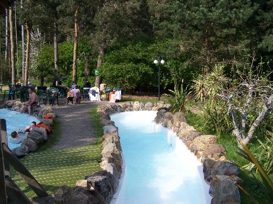 Pool From Top Steps Picture Of Center Parcs Sherwood Forest Rufford Tripadvisor