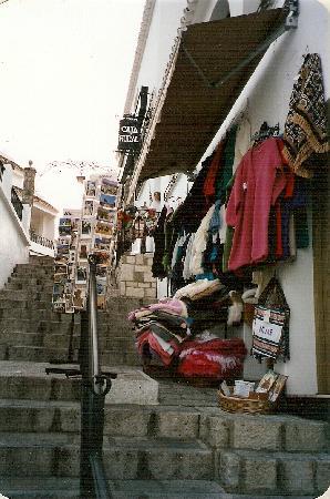มิจาส, สเปน: Pueblo Mijas street