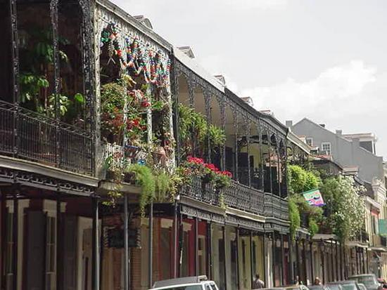 New Orleans, in the Spring