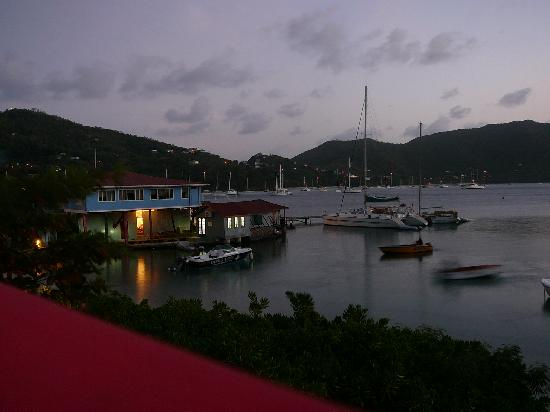 Kingsville Apartments: Harbour View from Coco's