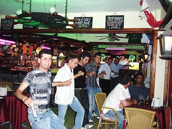 Sidero Hotel: the lads