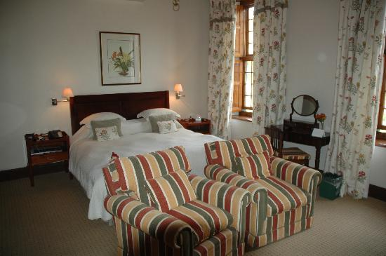 Steenberg Hotel: our room