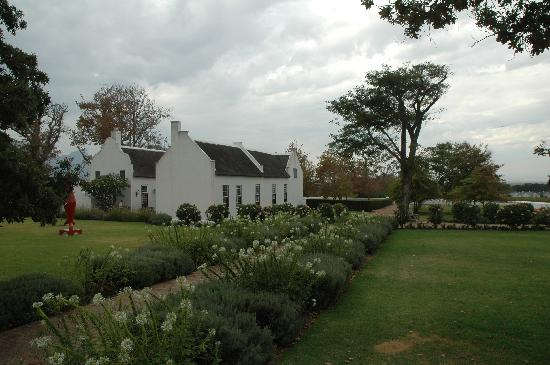 Steenberg Hotel: the grounds