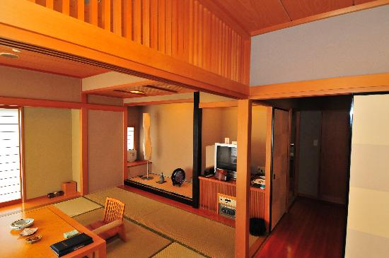 Hotel Green Plaza Hakone: The anteroom