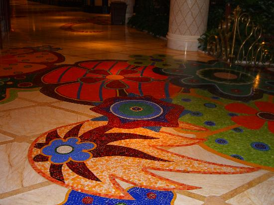 Beautiful Tile Work On The Floors Picture Of Wynn Las Vegas Las
