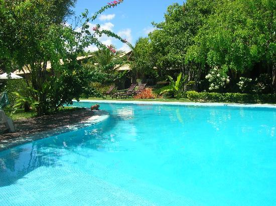 Brasil Tropical Village: Piscina hotel