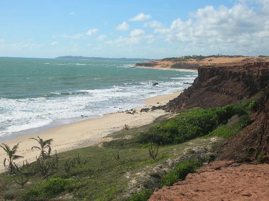 Brasil Tropical Village: Spiaggia pipa