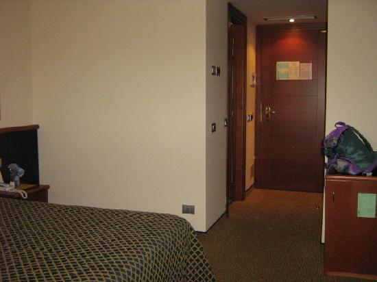 Crystal Hotel: interno