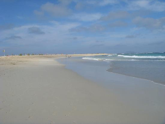 Hotel THe Corralejo Beach: beautifull empty beaches