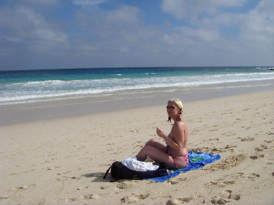 Hotel THe Corralejo Beach: its my favorate place so quiet.. pure bliss