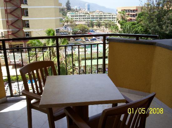 Aparthotel Noelia Playa: Balcony