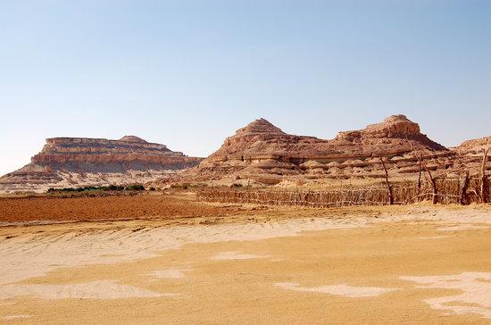 Siwan Landscape