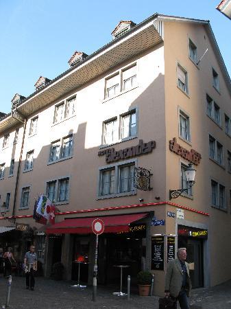 Hotel Alexander Zurich Tripadvisor