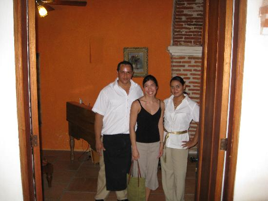 Alfiz Hotel : Alfiz staff
