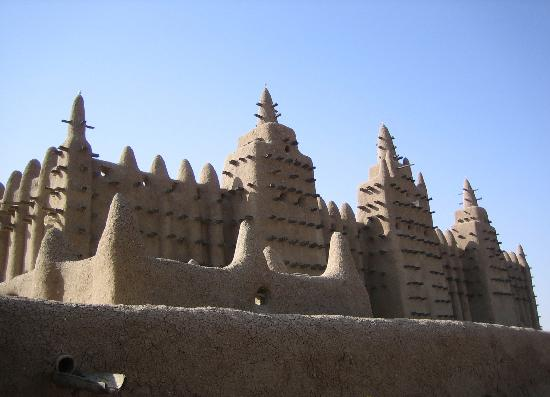 Great Mosque Of Djenné: Mosque
