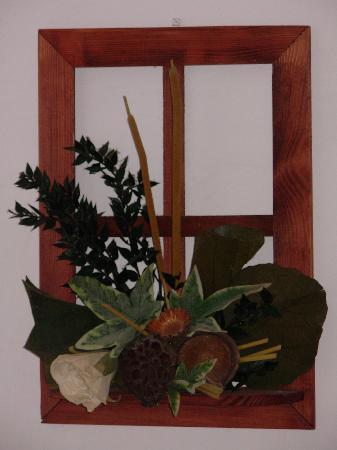Agriturismo Santa Lucia : La stanza - particolare