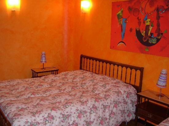 B&B Colorado : La stanza - il letto